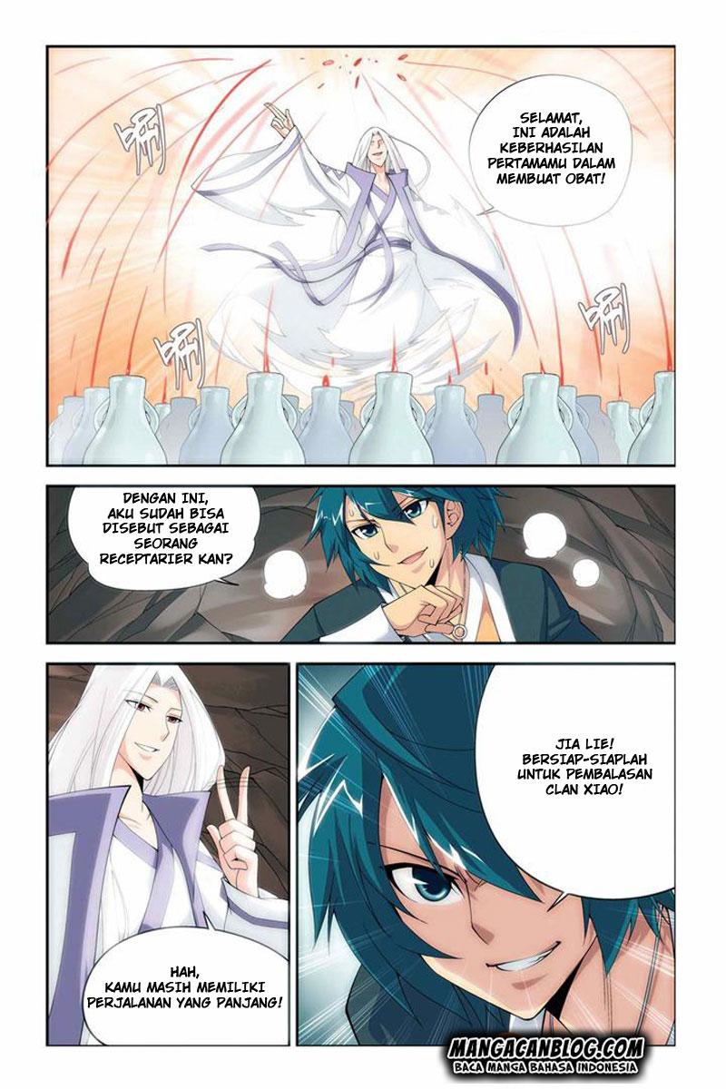 Battle Through Heaven Chapter 15-18