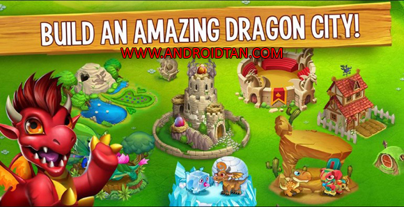 Dragon City Mod Apk for Android