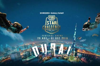 Juara PUBG Mobile Star Challenge (PMSC) Dubai 2018 adalah RRQ Athena