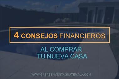 comprar una casa en Guatemala