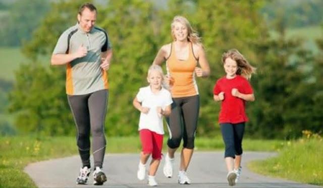 Tips sehat terbaik mengajak anak anda olahraga secara rutin