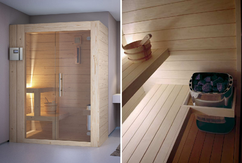Sauna HOME di Grandform