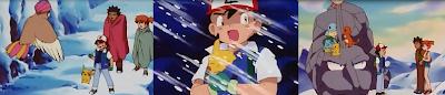 Pokémon  Capítulo 66  Temporada 1 Perdidos En La Nieve