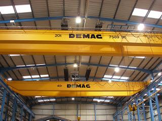 harga hoist crane 1 ton