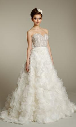 Used Lazaro Wedding Dresses