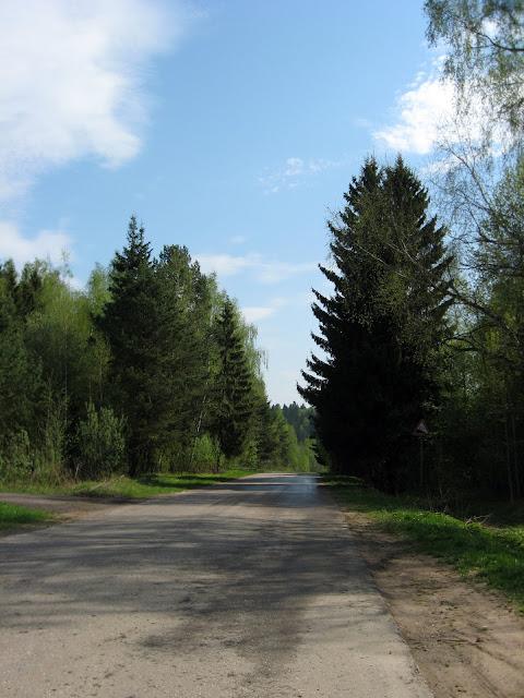 Дорога, дорога…