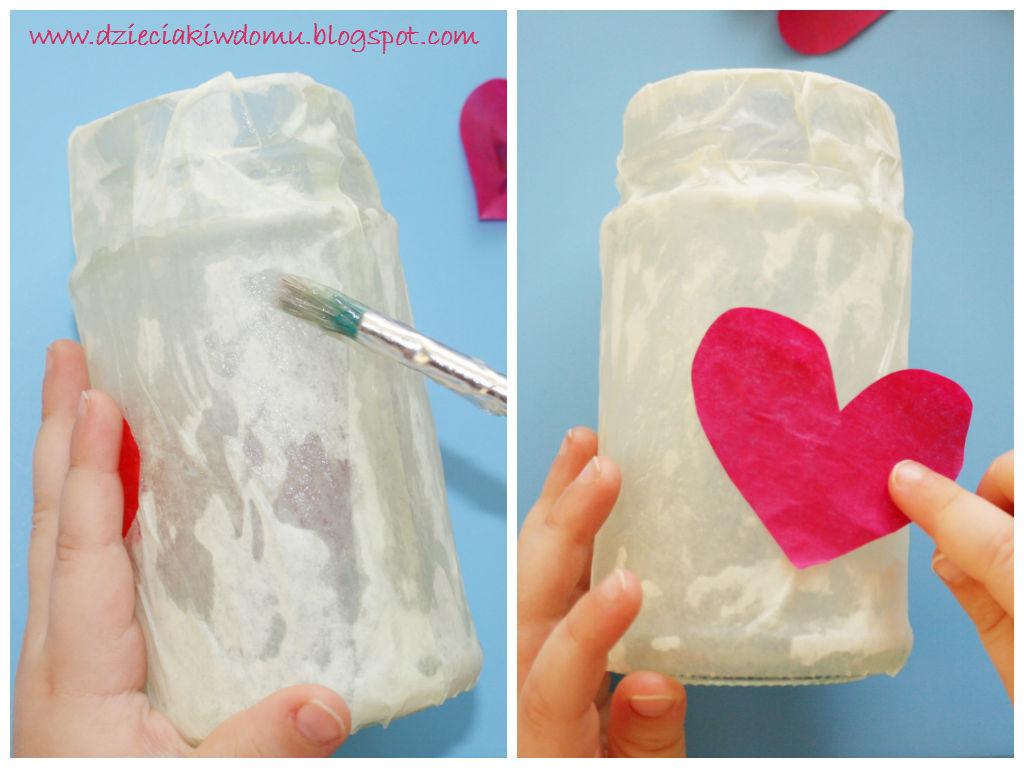 lampiony na Walentynki - kreatywny prezent