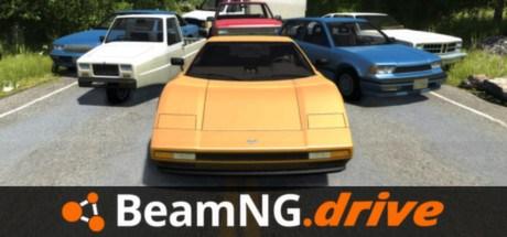 BeamNG drive v0.8