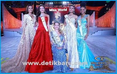 Para Pemenang Miss World 2015