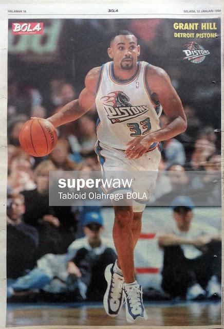 Grant Hill (Detroit Pistons)