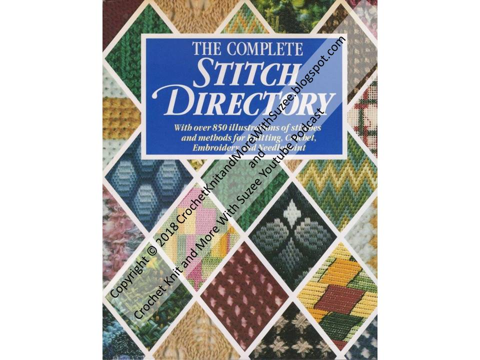 Crochet Knit And More With Suzee