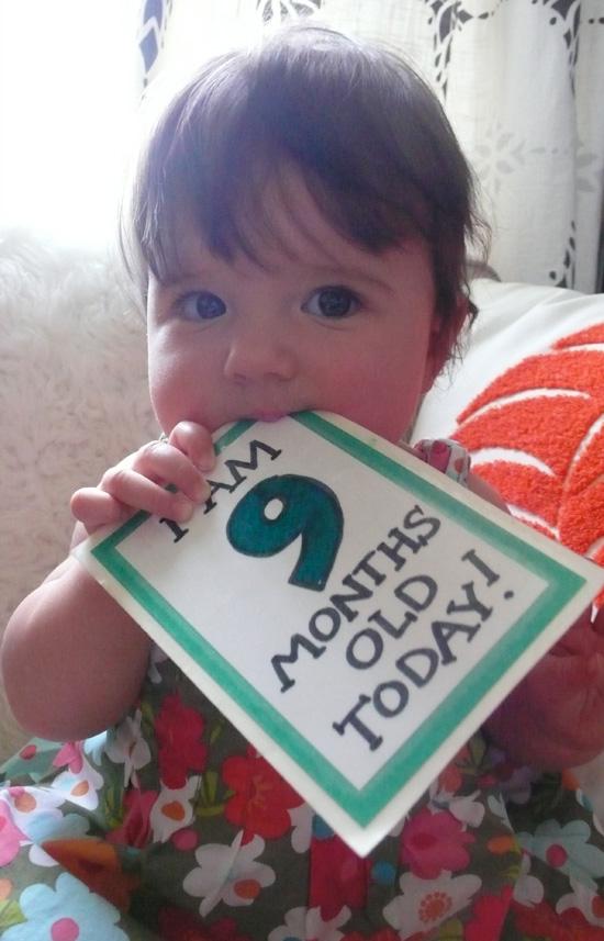 Happy 9th Month Birthday Baby : happy, month, birthday, Beaches', Speeches:, Happy, Birthday, Everley, Edition:, Months
