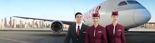 وظائف شاغرة فى شركة الخطوط الجوية القطرية فى قطر 2017