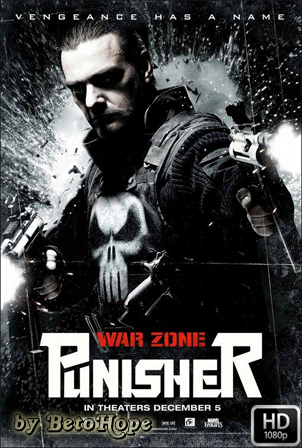 El Castigador 2: Zona de Guerra (Punisher 2) [1080p] [Latino-Ingles] [MEGA]