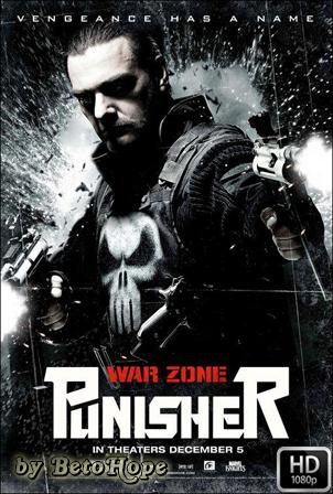 El Castigador 2: Zona de Guerra (Punisher 2) [2008] [Latino-Ingles] HD 1080P [Google Drive] GloboTV