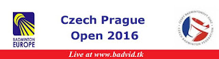 FZ Forza Prague Open 2016 live streaming