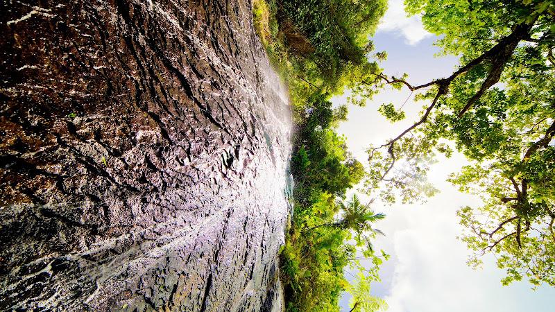 La Coca Falls in one Spectacular Nature Scenery HD