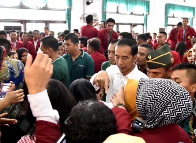 Jokowi Ajak Masyarakat Hijrah, KH Mujib: Sangat Baik dan Patut Diapresiasi