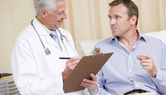 problemas comunes de próstata