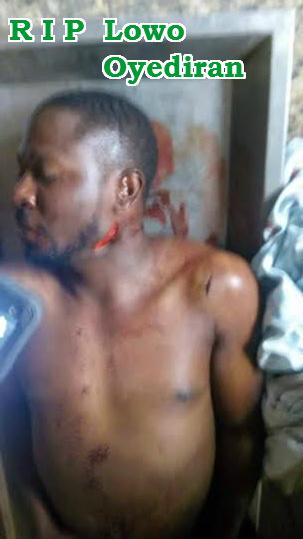 lowo oyediran murdered by wife