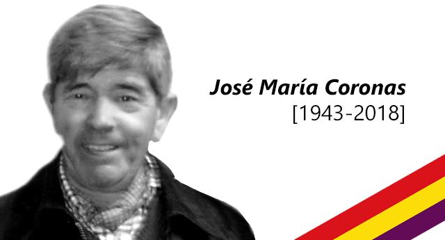 José María Coronas