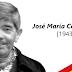 Recordando a José María Coronas, militante incansable