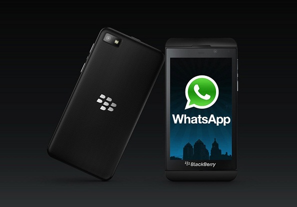 Whatsapp version 2.11.1.1 for BlackBerry 10
