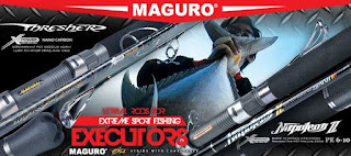 daftar harga joran maguro terbaru