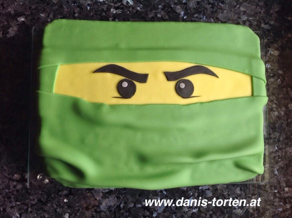 Danis Torten Ninjago Torte Als Der Goldene Noch Grun War Und