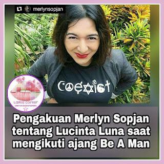 Lucinta Luna Be A Man