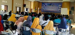 Harlah ke-4, PMII Raden Segoro Sampang Gelar Dialog Interaktif