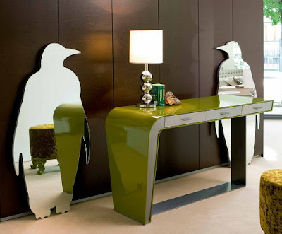 Unusual Mirrors and Cool Mirror Designs (15) 11