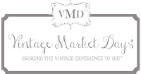 Tulsa Vintage Market Days<br>Tulsa, OK<br>October 16th - 18th