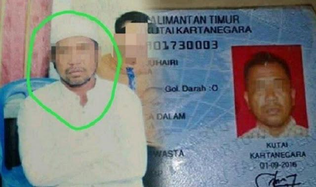Akhirnya Terungkap Identitas Pria Pemukul Mahasiswi Sholat di Masjid