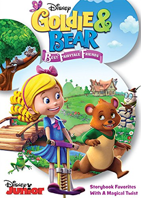 Goldie and Bear: Best Fairytale Friends [Latino]