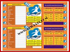 Aplikasi Raport Penilaian Kurikulum 2013 Kelas 1 & 4 SD Format Excel