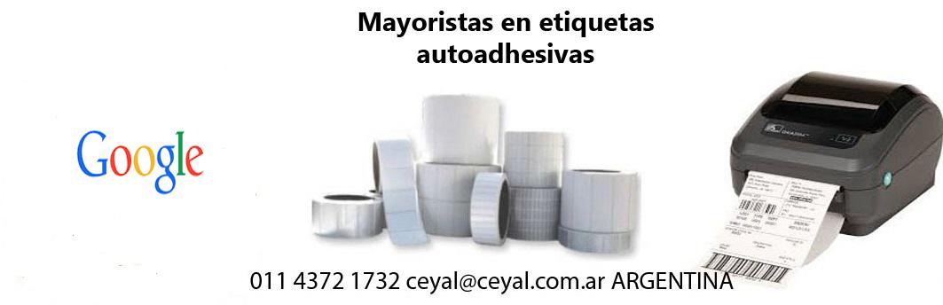 Belgrano Etiquetas térmicas Mercado libre