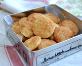 Cinnamon Sugar Cookies (Snickerdoodles)