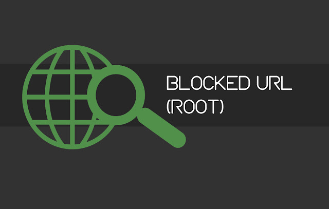 How to block web URL on Android with Host Editor app (ROOT