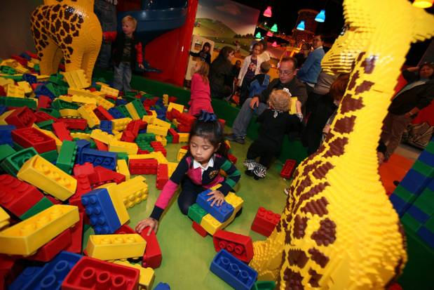 Legoland Florida Orlando - Parque Lego