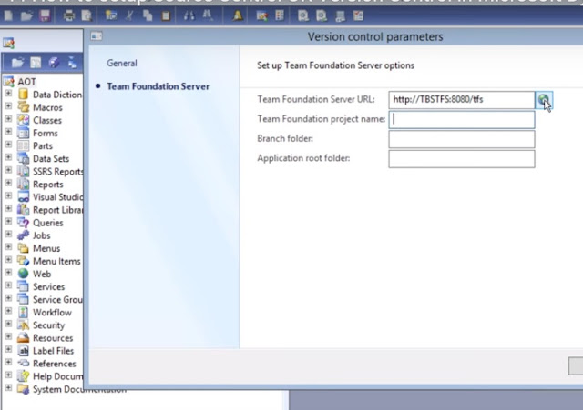 team foundation server tab