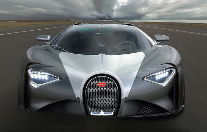 Bugatti Chiron 2016 Supercar - Future Cars: Updating new exotic ...