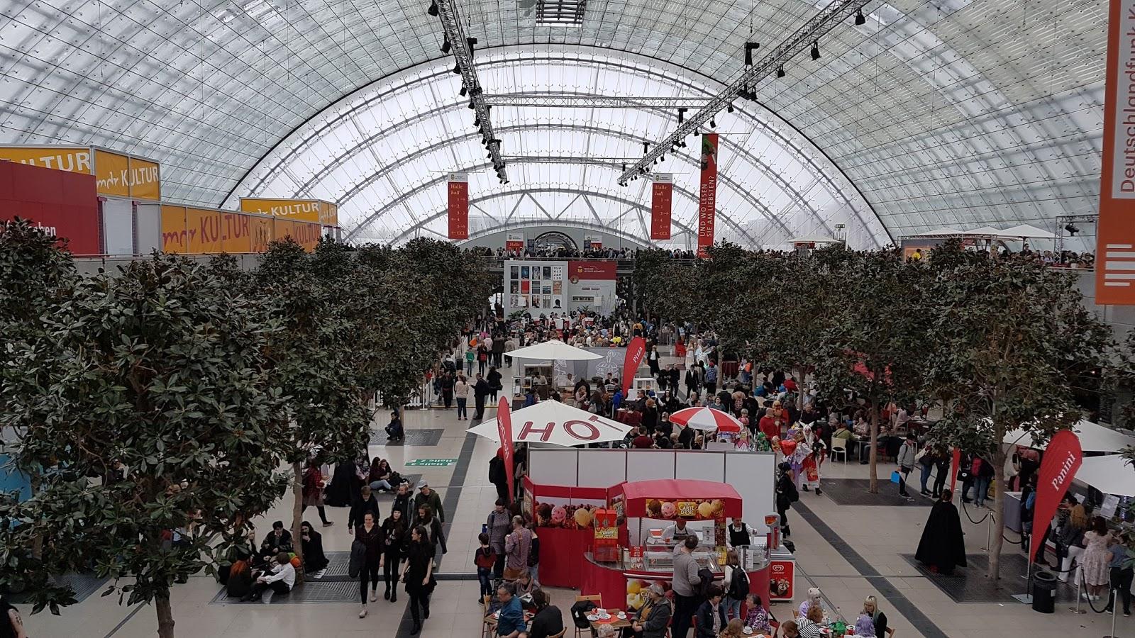 Seehases Lesewelt Leipziger Buchmesse 2018 Mein Resümee