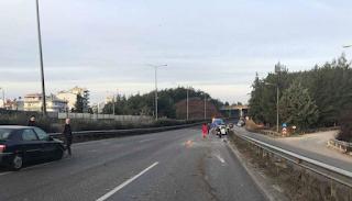 Θεσσαλονίκη: Απανθρακώθηκε οδηγός στον Περιφερειακό – Φρικτός θάνατος σε φλεγόμενο όχημα