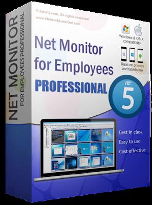 Net Monitor Professional Mengontrol dan Merekam Aktivitas Komputer Jarak Jauh