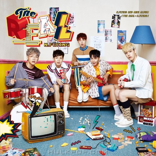 N.Flying – 2nd Mini Album `THE REAL : N.Flying`
