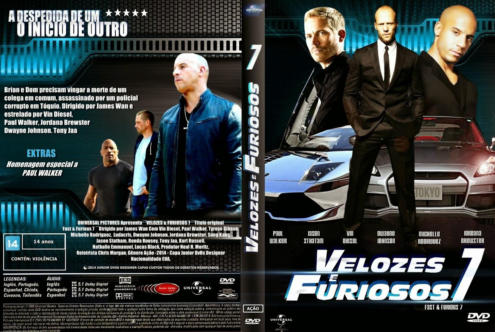 Downloads Filmes Br Velozes Furiosos 7 Torrent Hdts 720p Dublado 2015