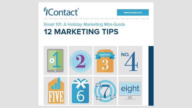 FREE How-to Guide - Email 101: 12 Email Marketing Tips