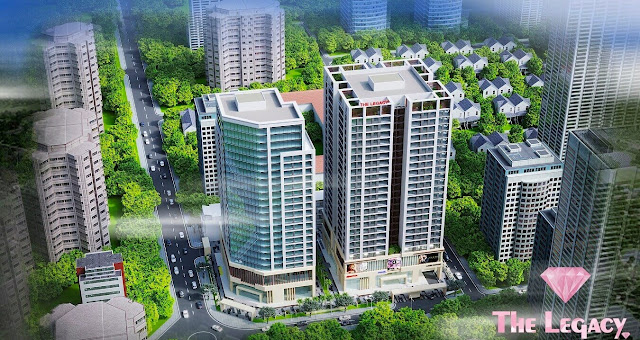 Tổng quan Dự án Chung cư The Legacy 106 Ngụy Như Kon Tum Lê Văn Thiêm, Nhân Chính Thanh Xuân Hà Nội