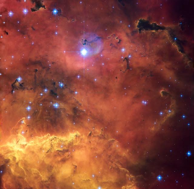 Star-Forming Region NGC 2467